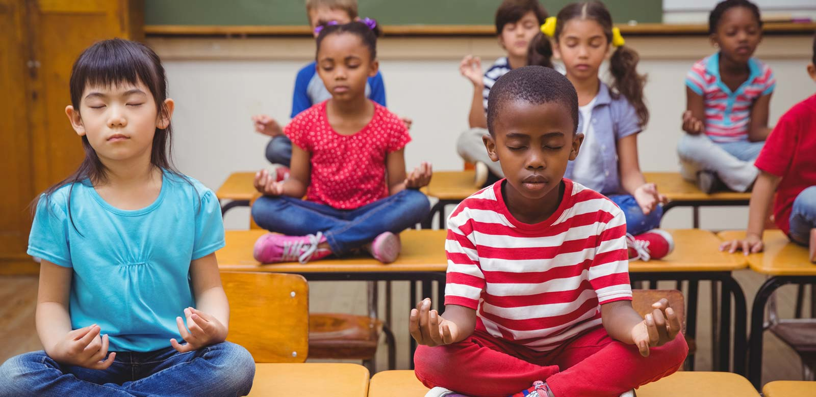 Calgary Mindfulness Training for children ages K-12